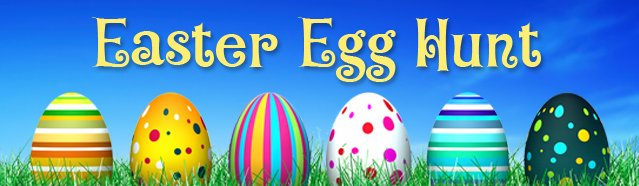 Easter Cookout and Egg Hunt