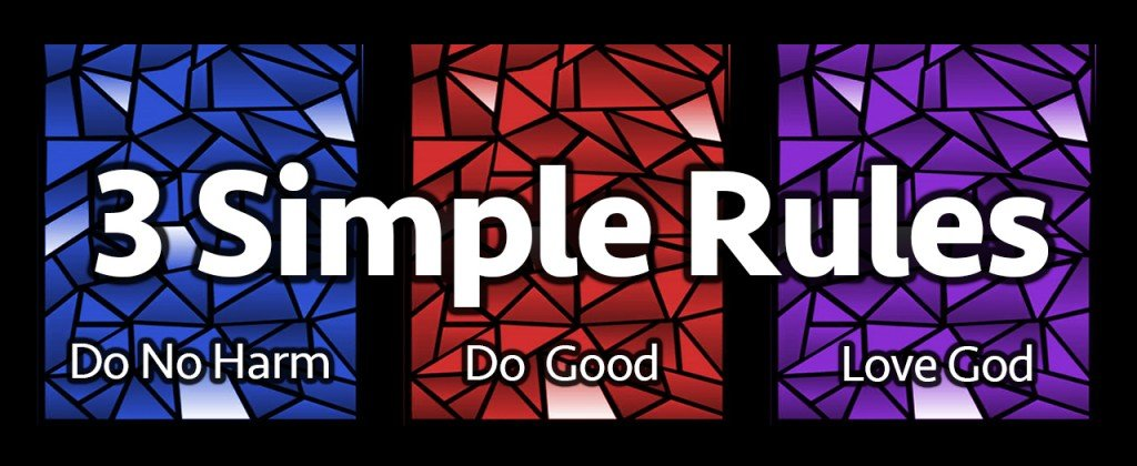 3 Simple Rules: Do No Harm